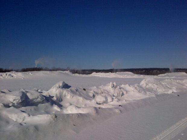 Westport Snowfluent Waste Water Treatment Plant