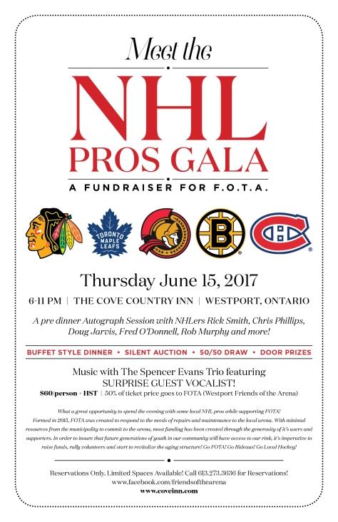 NHL Gala 2017