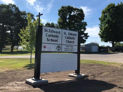 St Edward Catholic School.JPG