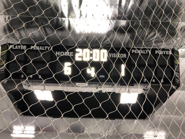 Final score Rideaus Feb 23