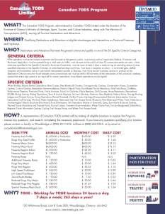 2020 CTODS InfoSheet