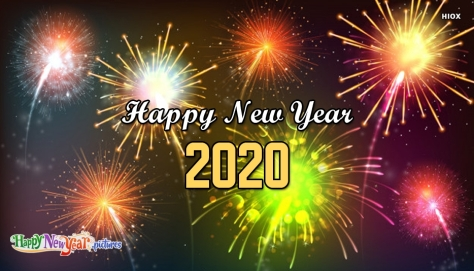 New Year's 2020