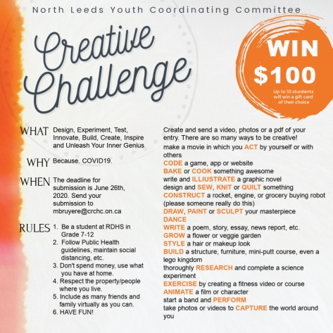 NLYCC - Creative Challenge